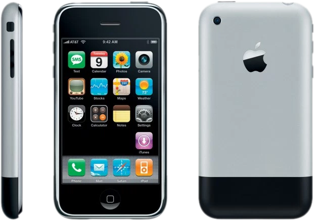 First-Generation iPhone (2007)